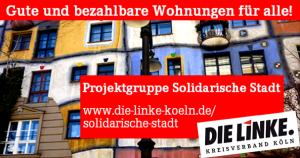 Projekt solidarische Stadt